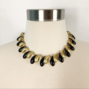 """VINTAGE Erwin Pearl Statement Necklace 16"""""""